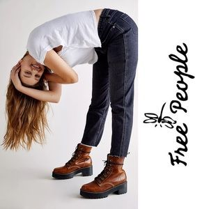 Free People CRVY High-Rise Jeans